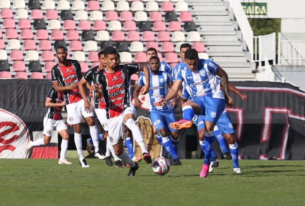 Esportivo conquista ponto diante do Joinville fora de casa na Série D do Brasileiro