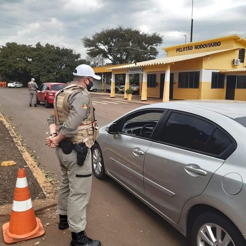 Comando Rodoviário da Brigada Militar inicia a 7ª semana de Mobilização para Enfrentamento ao Tráfico de pessoas
