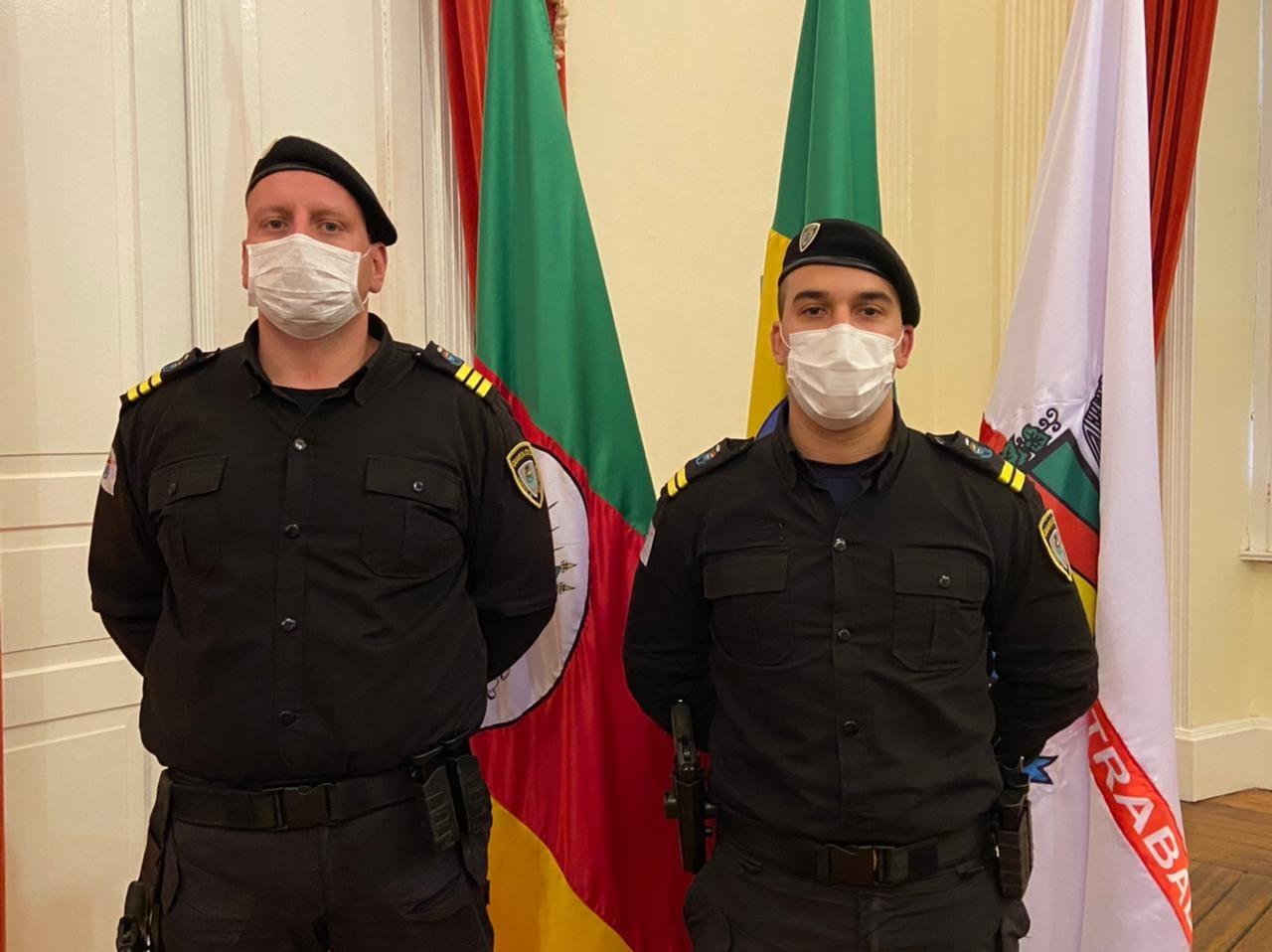 Guarda Civil Municipal passa a contar com novo comando em Bento