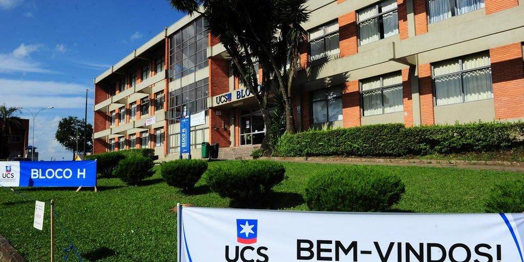 UCS retorna aulas presenciais no dia 2 de agosto