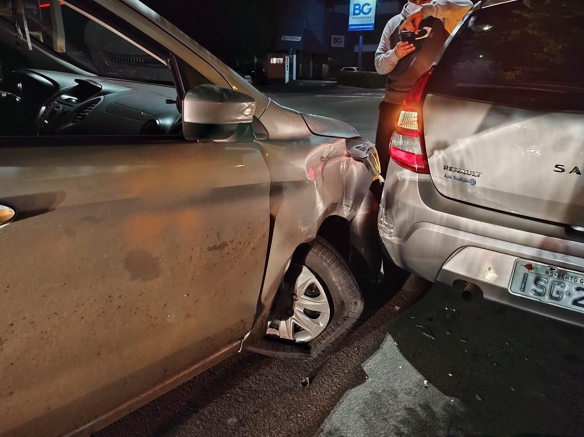 Motorista é preso por embriaguez ao volante no Juventude, em Bento