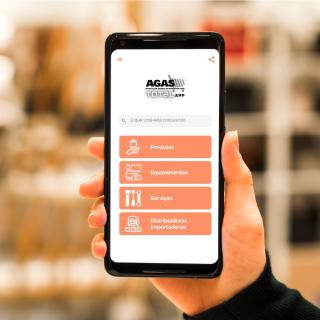Aplicativo Agas Total pode ser acessado gratuitamente