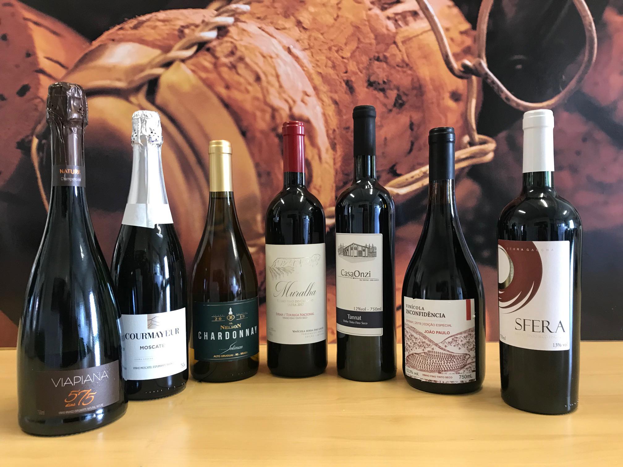Dia do Vinho Brasileiro 2020: a última caixa