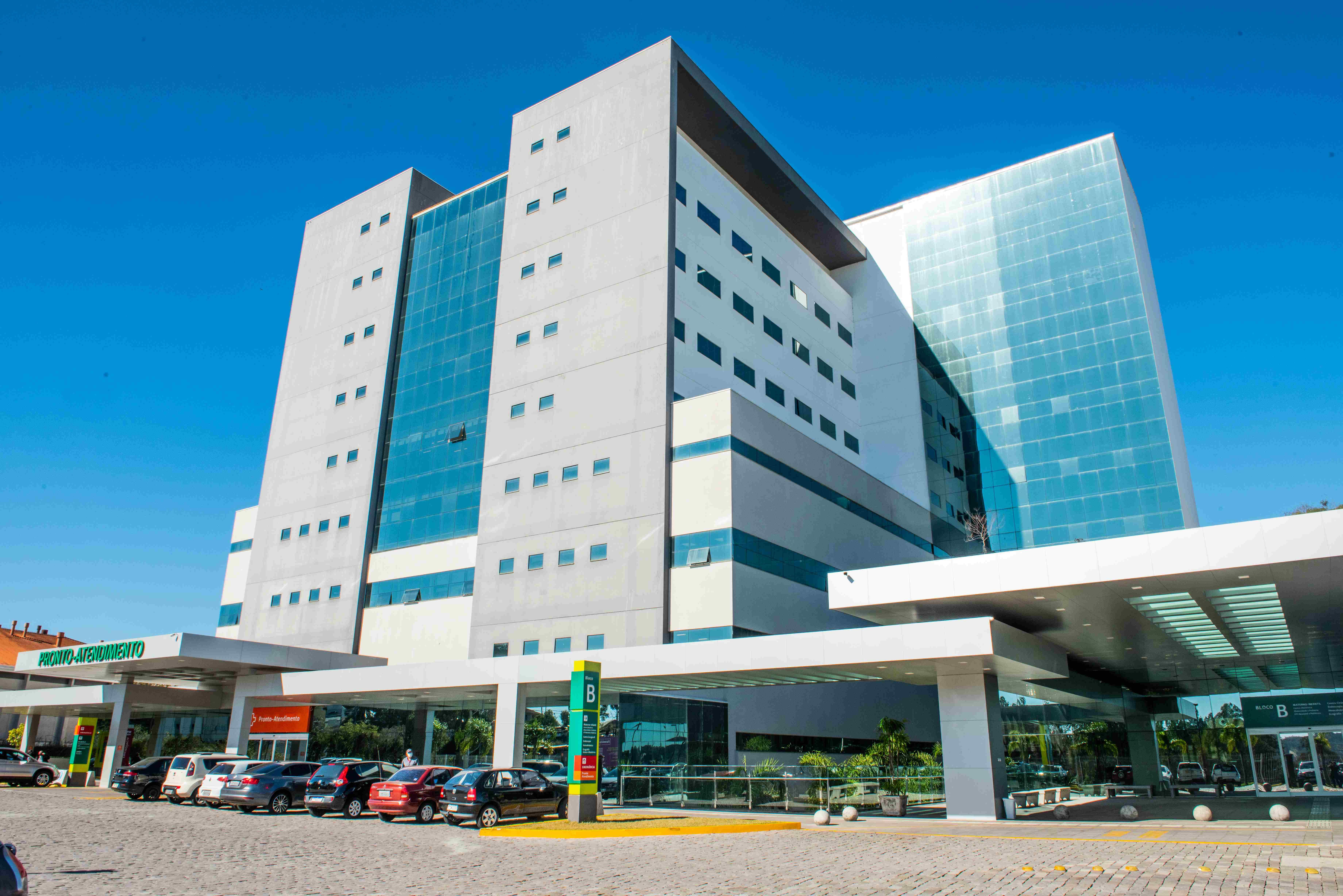 Complexo Hospitalar Unimed Nordeste-RS terá mais 20 leitos de UTI e outros 38 de internação clínica