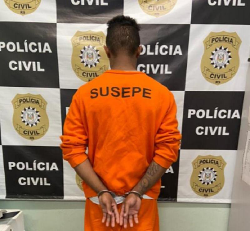 Polícia Civil de Garibaldi esclarece crime de homicídio