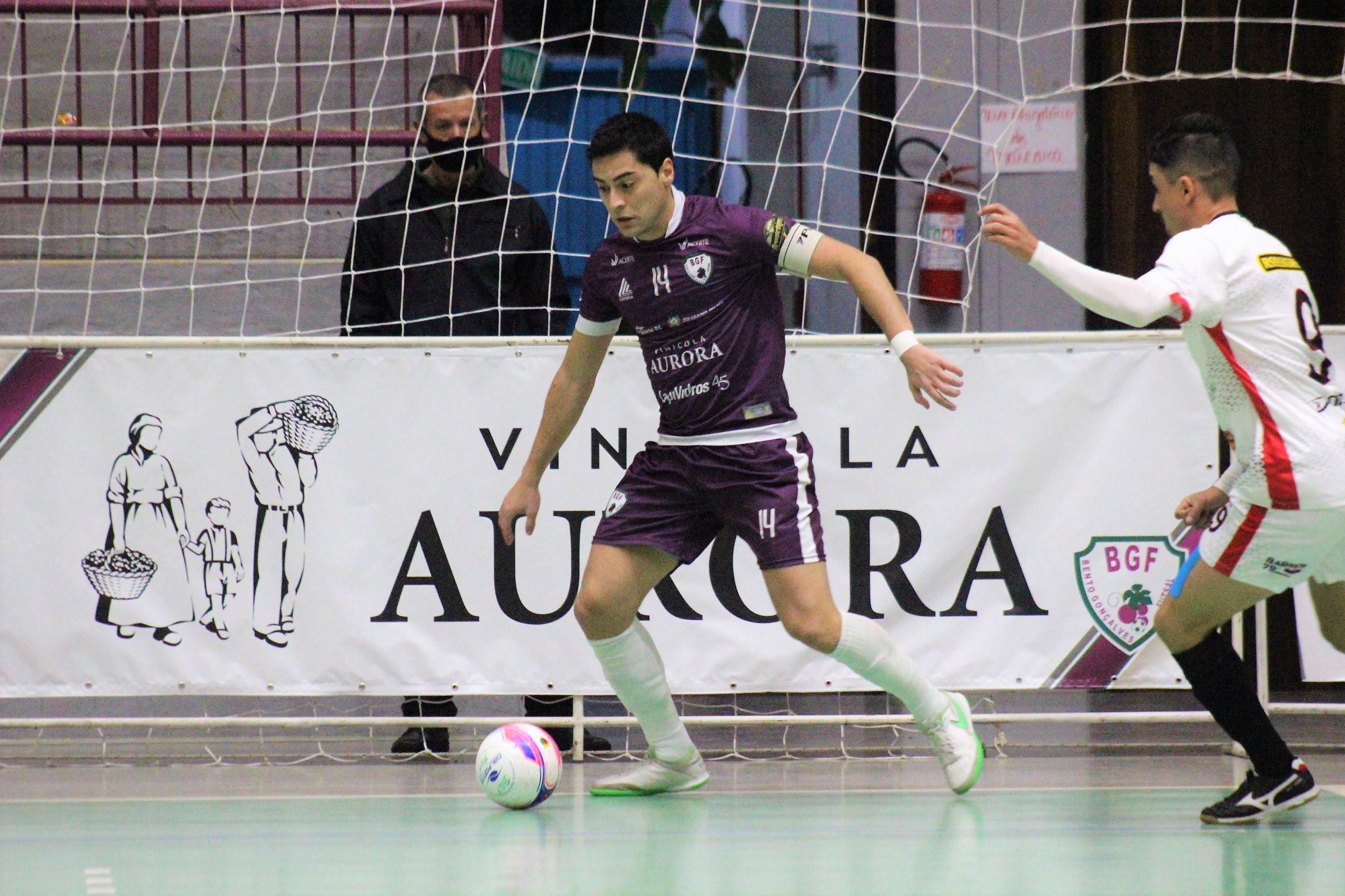 BGF visita o UFSM Futsal em seu primeiro compromisso fora de casa pela Série Ouro