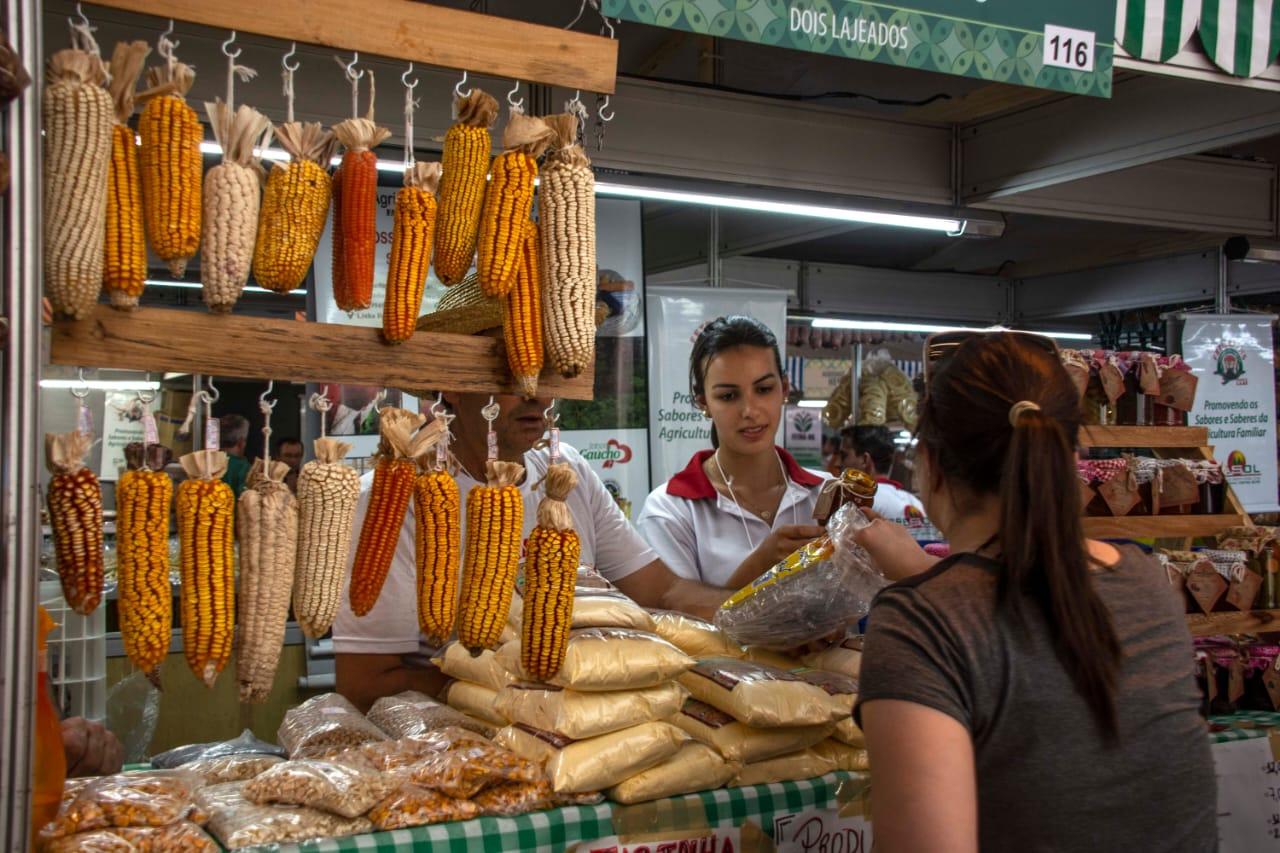 Pavilhão da Agricultura Familiar na Expointer contará com até 180 expositores