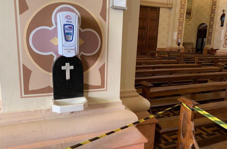 Diocese de Caxias do Sul confirma que missas poderão ter até 50% de público