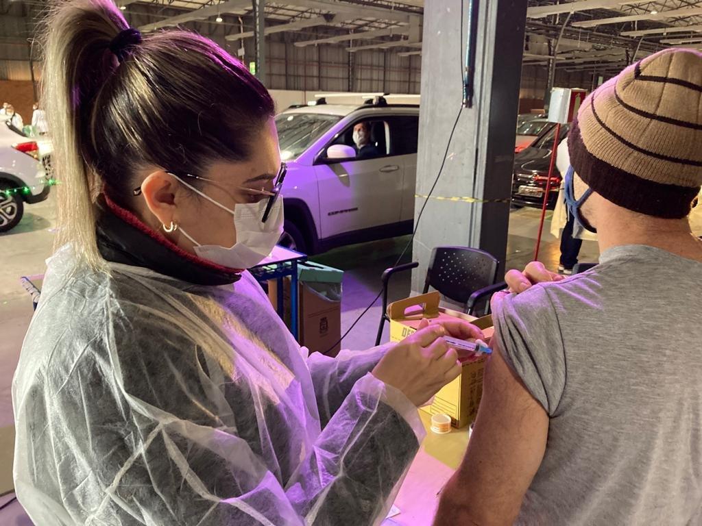 Bento divulga novas ações de vacinação contra a Covid-19