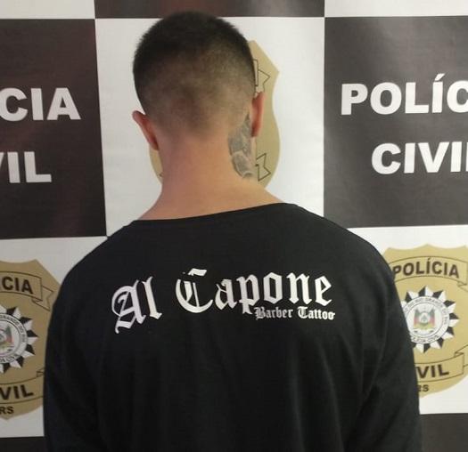 Suspeito de tentativa de homicídio é preso em Caxias do Sul