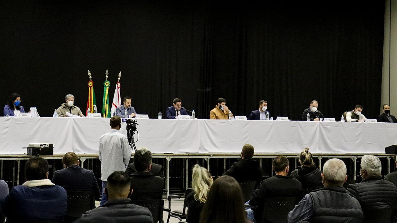 Frente Parlamentar da Câmara de Bento fará manifesto reivindicando adequações ao modelo de concessão de rodovias gaúchas