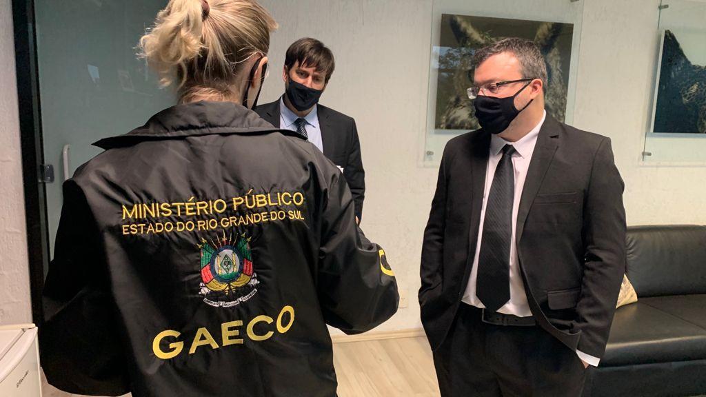 Caxias do Sul: GAECO/MPRS faz operação para combater fraude em processo de recuperação judicial
