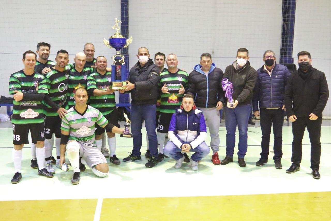 Fim de Carreira e Paulina conquistam a 1ª edição da Copa Entre Vinhas