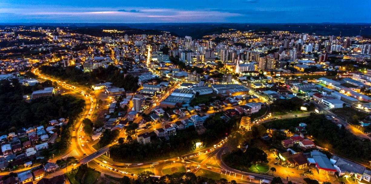 Nova estimativa populacional do IBGE confirma 123.090 habitantes em Bento
