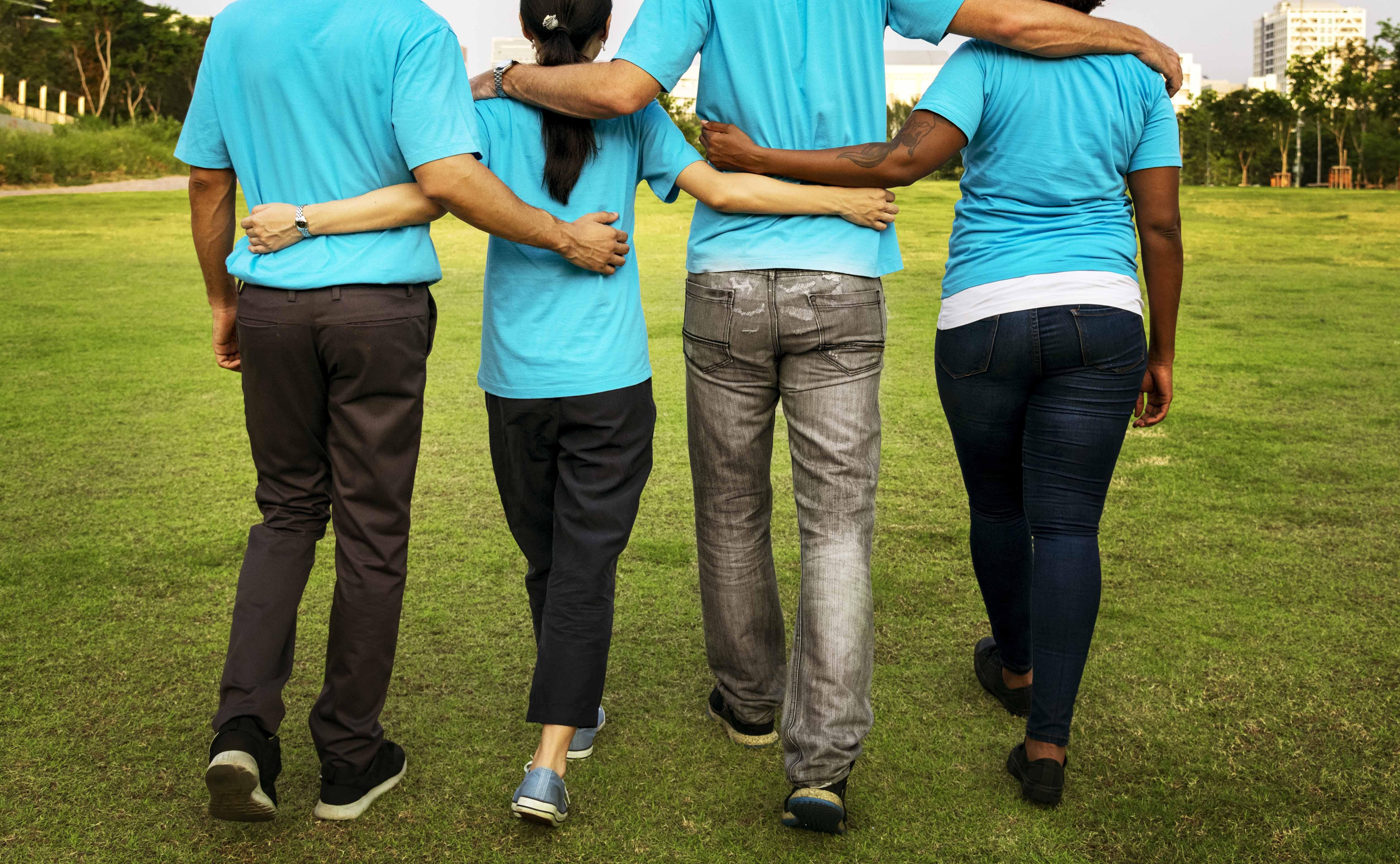 Dia Nacional do Voluntariado reacende interesse em ajudar o próximo
