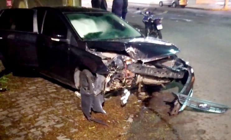 Acidente com danos materiais é registrado no Maria Goretti, em Bento