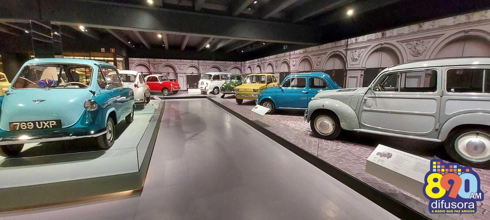 Único no Brasil, museu de pequenos veículos é inaugurado em Bento Gonçalves