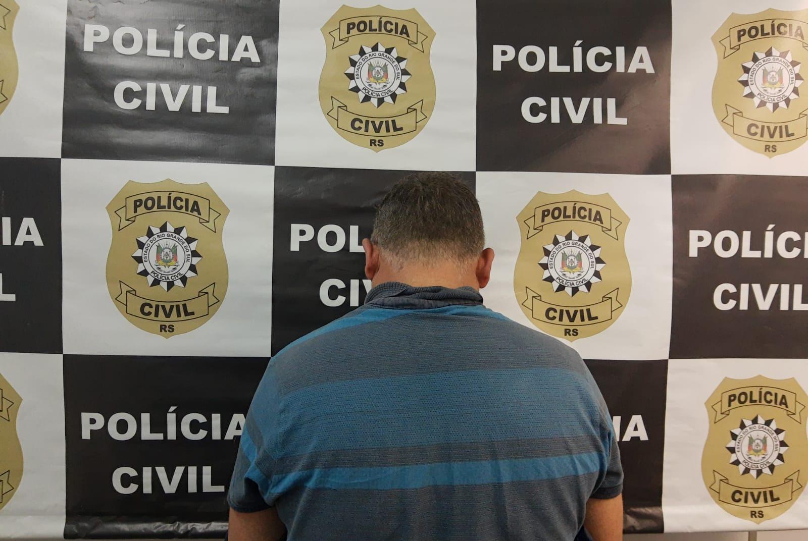 Polícia Civil prende autor de tentativa de homicídio em Caxias
