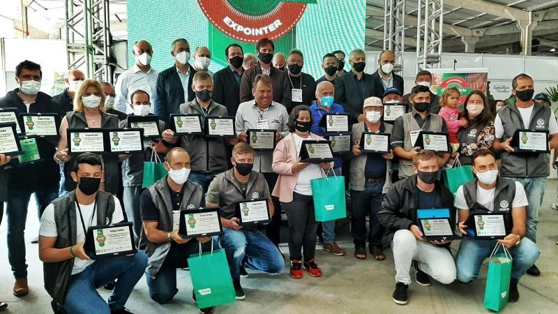 Concurso de Produtos da Agroindústria Familiar na Expointer premia vencedores