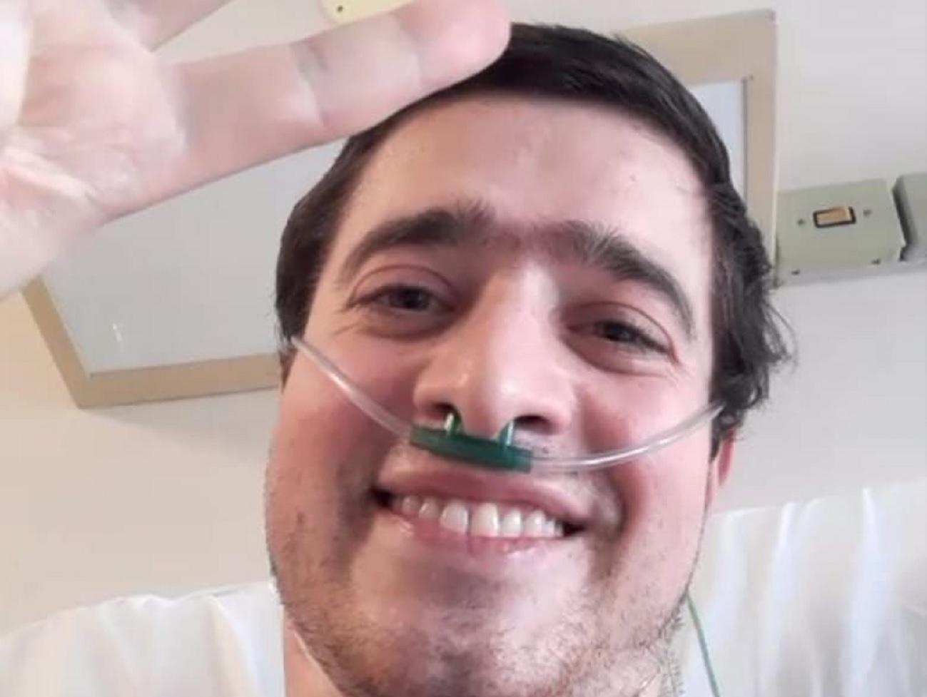 Bento-gonçalvense é o nº 1 da fila de transplantes de pulmão no RS