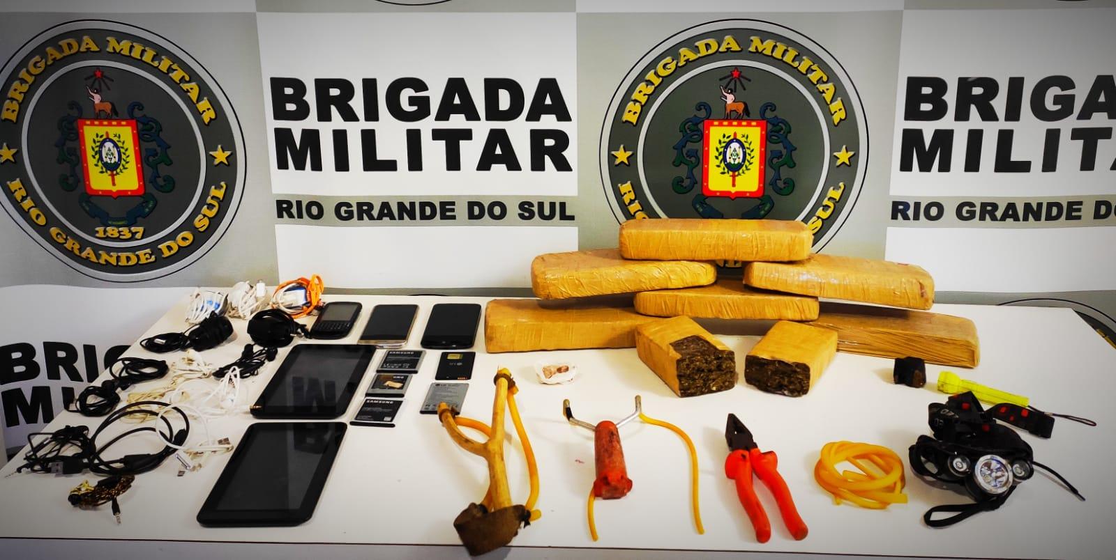 Homem é preso por tráfico de drogas no bairro Promorar, em Guaporé