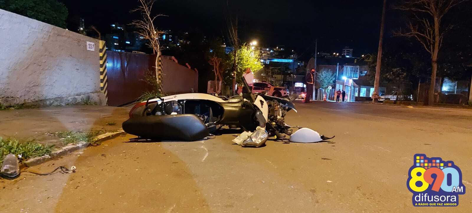 Mulher morre em acidente de trânsito no Licorsul, em Bento