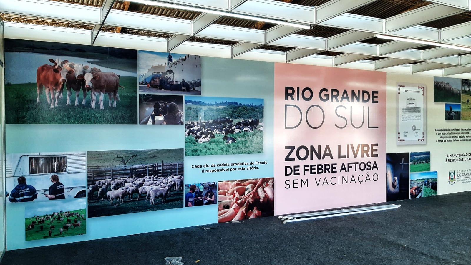 Parque de Exposições Assis Brasil prepara largada para a 44ª Expointer