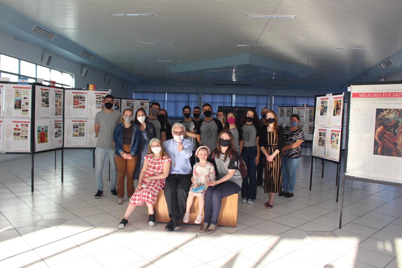 Santuário de Caravaggio promove exposição sobreMilagres Eucarísticos, idealizada pelo beato Carlo Acutis