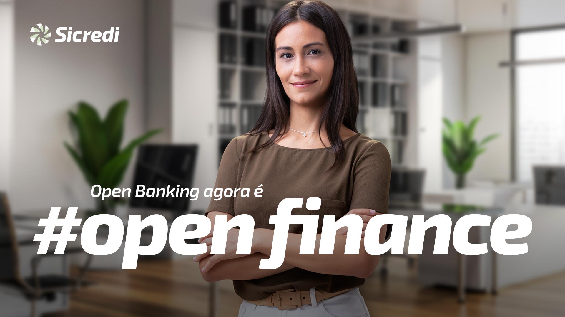 Sicredi Serrana explica: Open Banking ou Open Finance?
