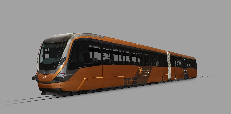 Prosper VLT Marcopolo será testado nos trilhos da Maria Fumaça, em Bento