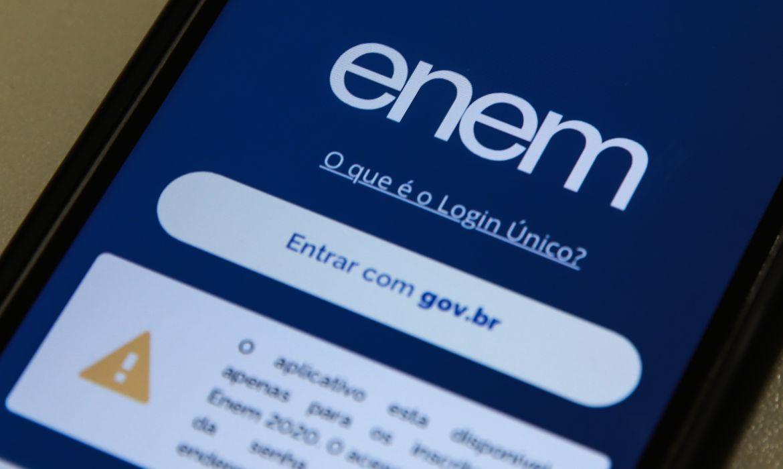 Reabertas inscrições do Enem para isentos ausentes no exame de 2020