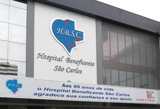 Homem armado rouba ampolas de morfina do Hospital São Carlos, em Farroupilha