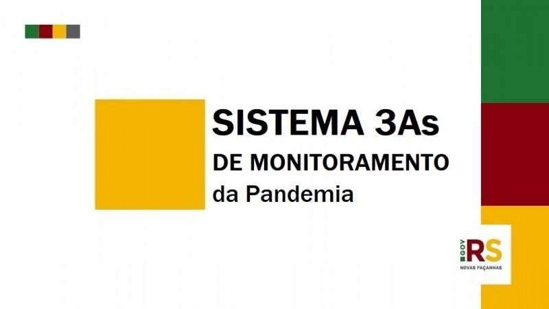 Governo divulga novo Aviso para a região de Capão da Canoa