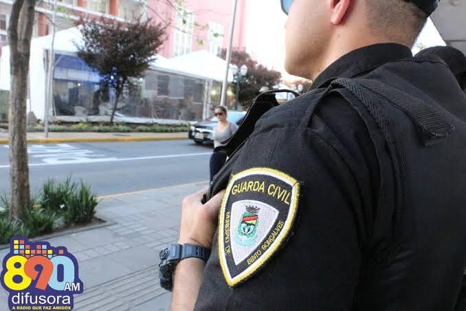 Guarda Civil Municipal prende homem com droga e dinheiro no Progresso em Bento