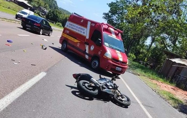 Morre morador de Bento envolvido em acidente na ERS-122, em São Sebastião do Caí