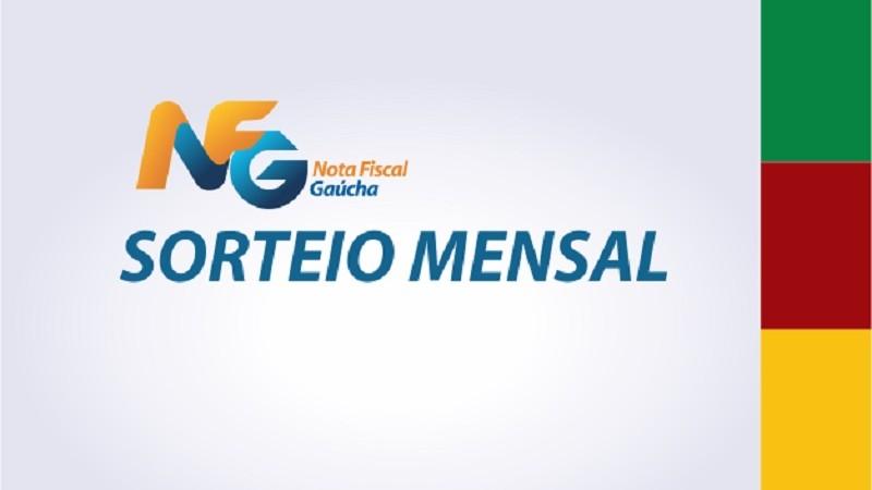 Nota Fiscal Gaúcha realiza sorteio de outubro com prêmios totalizando R$ 515 mil