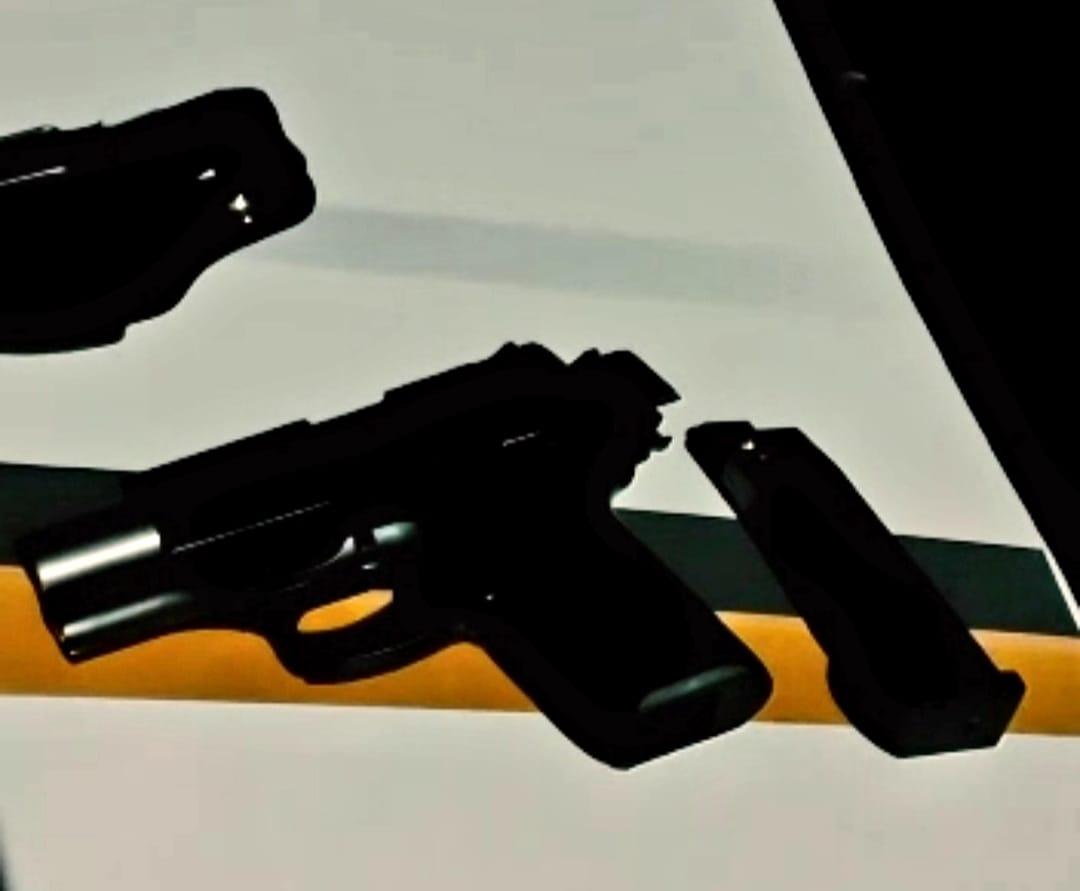 Grupo Rodoviário da Brigada Militar prendem homem por porte ilegal de arma de fogo em Nova Bassano