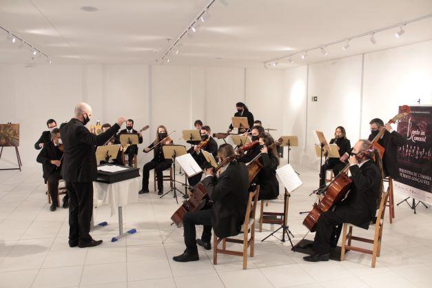 Orquestra de Câmara de Bento Gonçalves se apresentará no encerramento da 36ª Feira do Livro