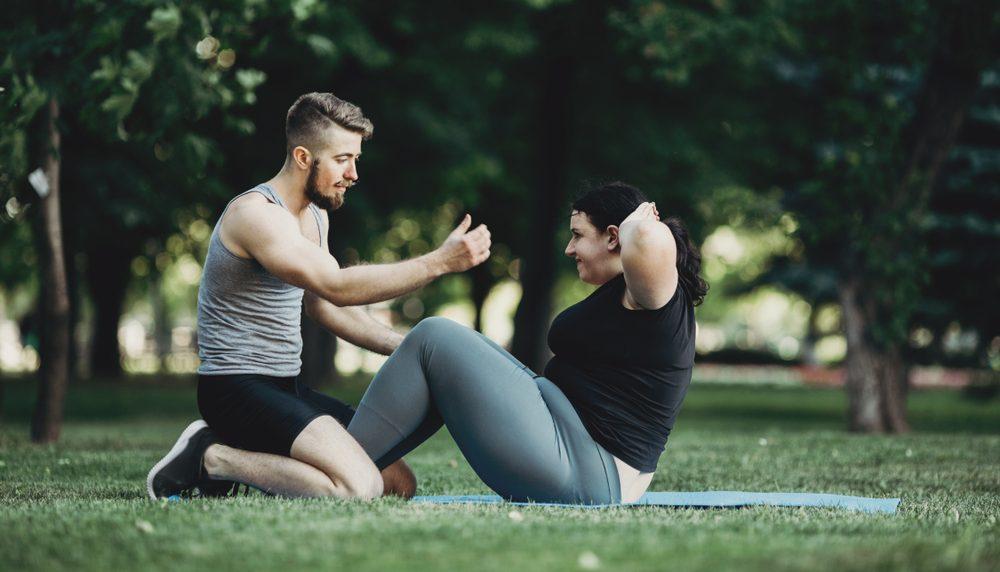 Exercício físico é mais importante do que perda de peso