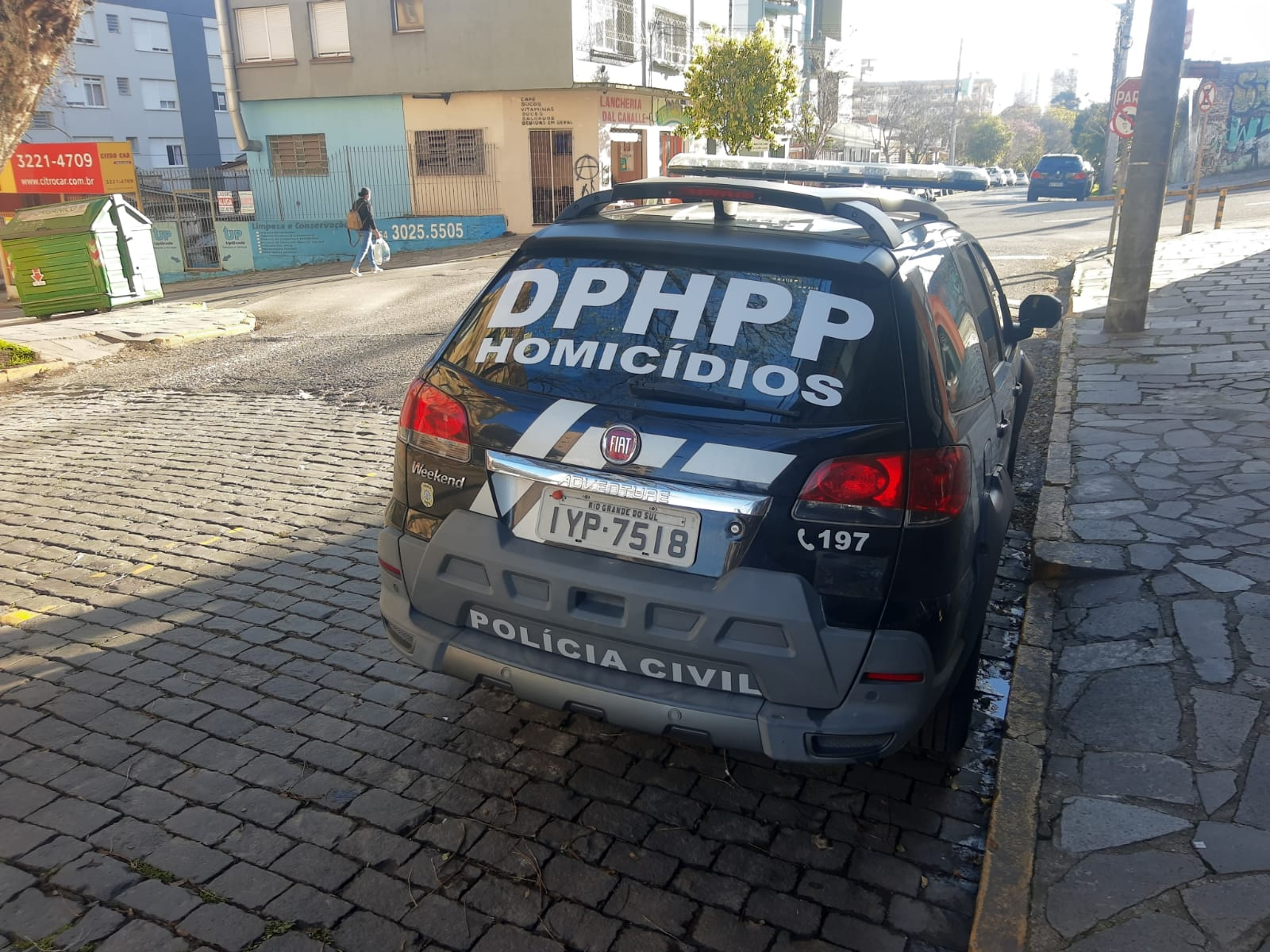 Polícia Civil localiza moradora de Guaporé que estava desaparecida em Caxias do Sul