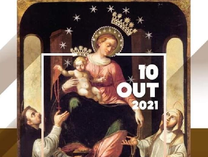 119ª Romaria e Festa a Nossa Senhora do Rosário de Pompéia é domingo em Pinto Bandeira