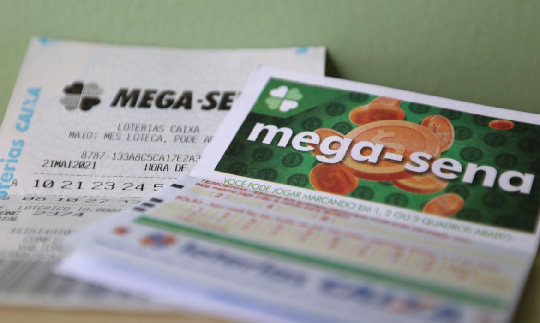 Mega-Sena acumulada sorteia R$ 33 milhões nesta quarta